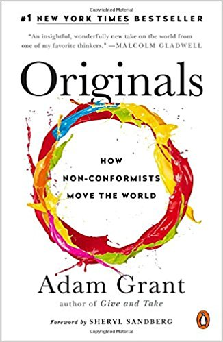 originals: how non-conformist rule the world