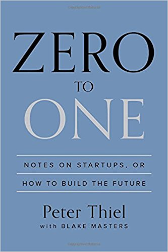 zero to one: notes on startups